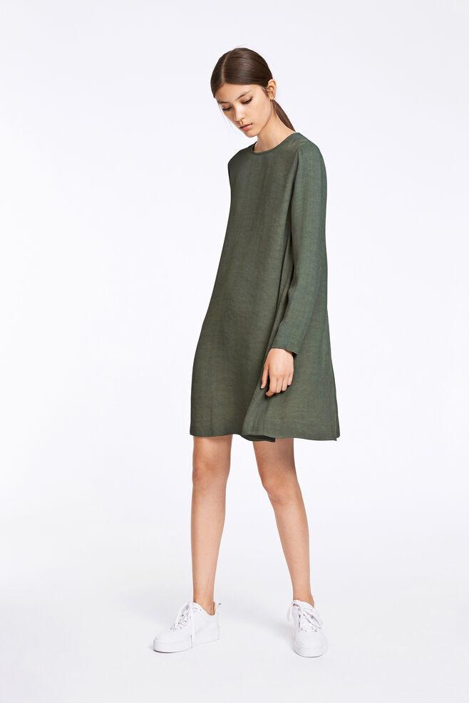 Marice ls dress 6622, THYME