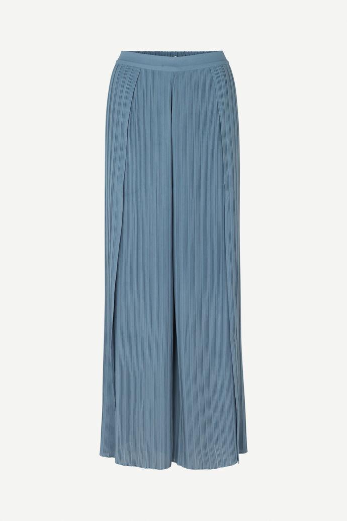 Myllow plisse trousers 6621, BLUE MIRAGE