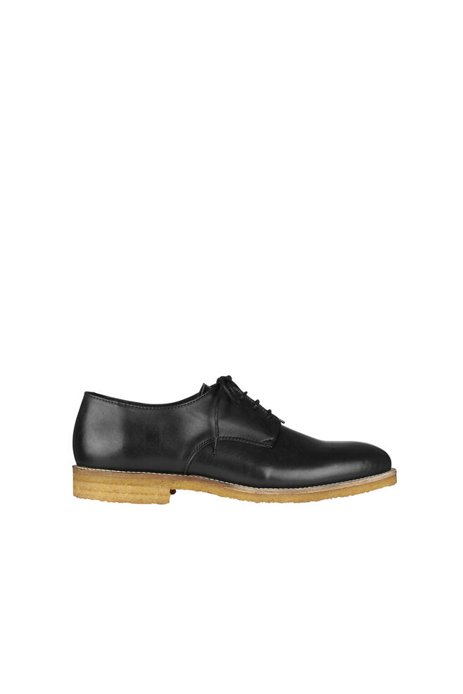 Otto derby crepe 3302, BLACK
