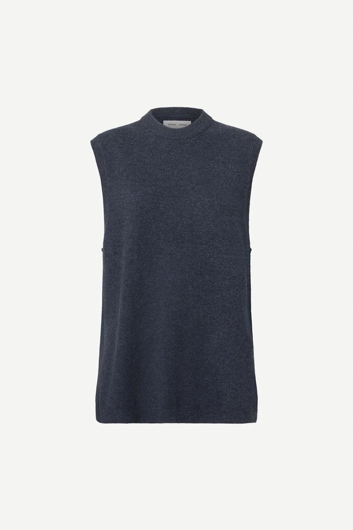 Amary long vest 12758 image number 4