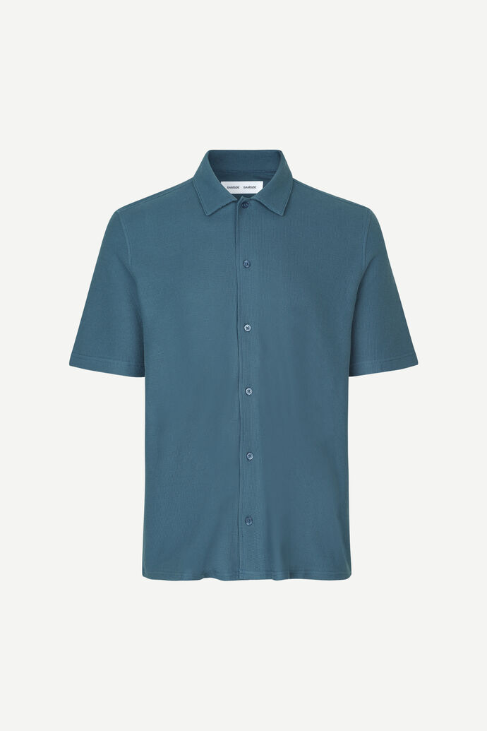 Kvistbro shirt 11565, ORION BLUE