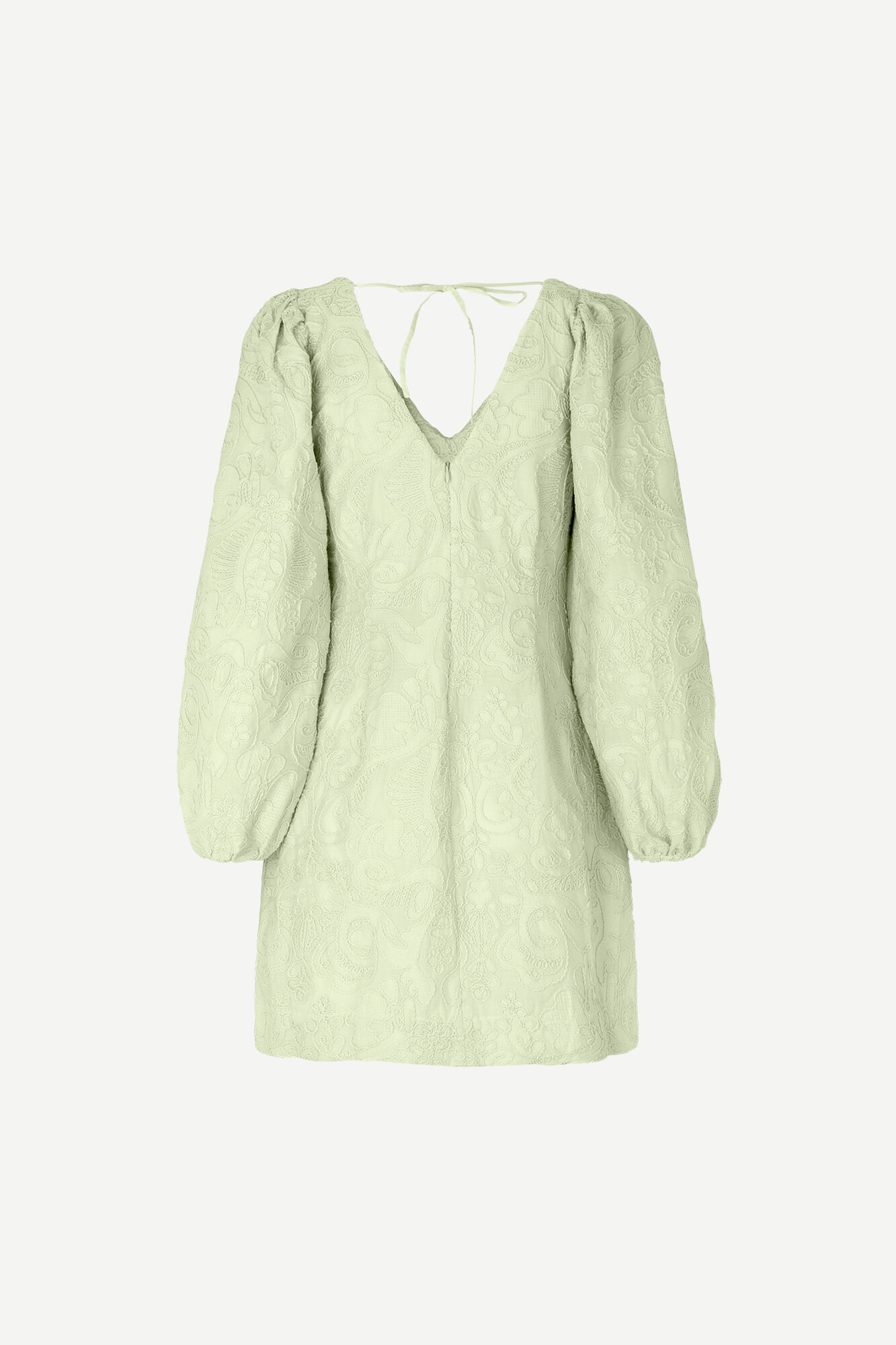 Anai dress 13089, FOG GREEN