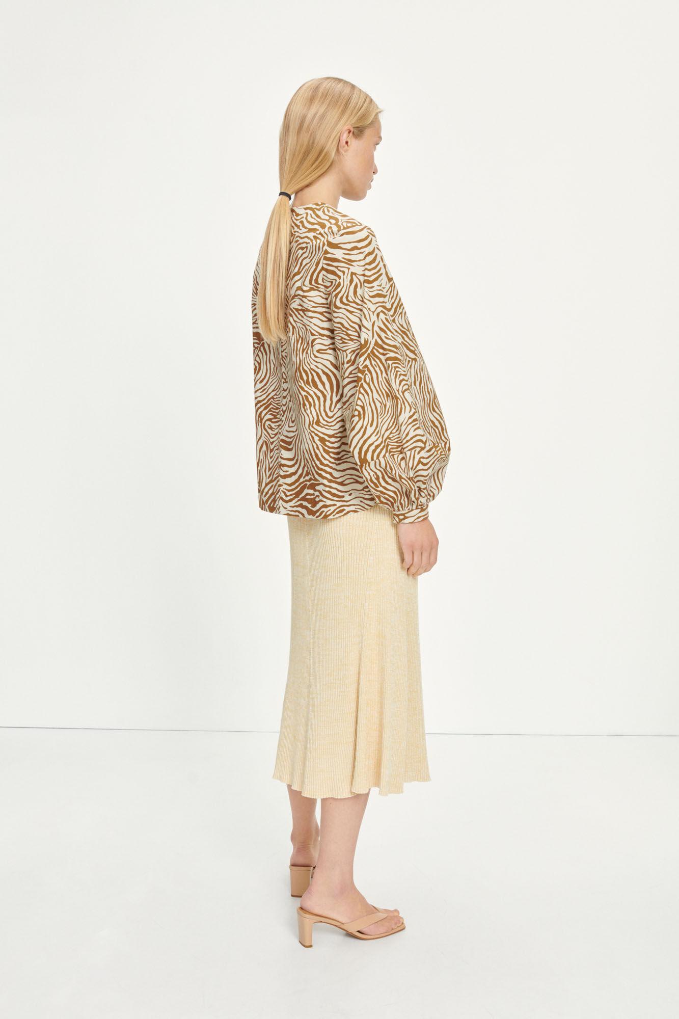 Aram blouse aop 10783