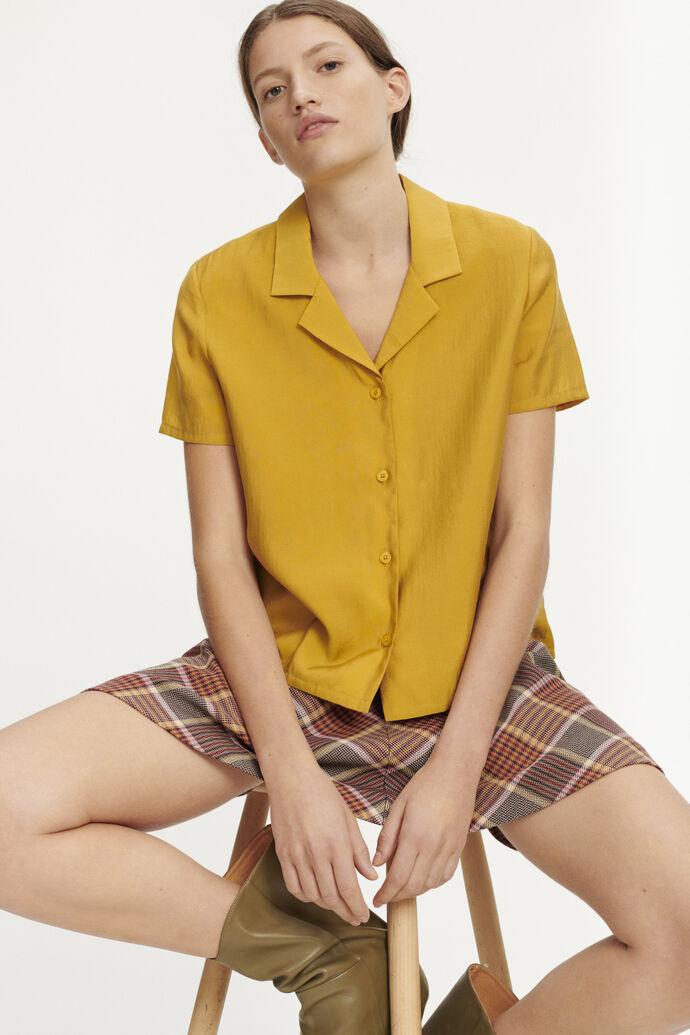 Joni ss shirt 11465, HONEY