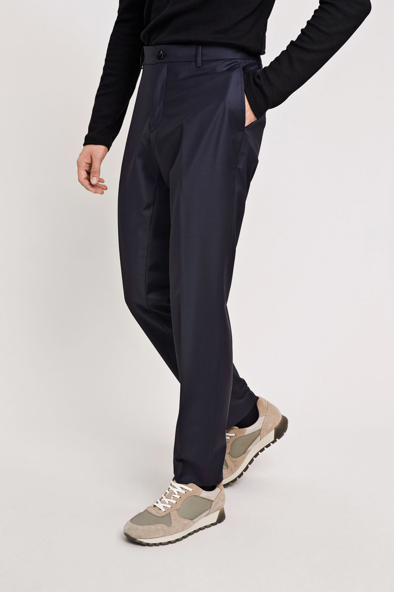 Nat trousers 3806, NAVY