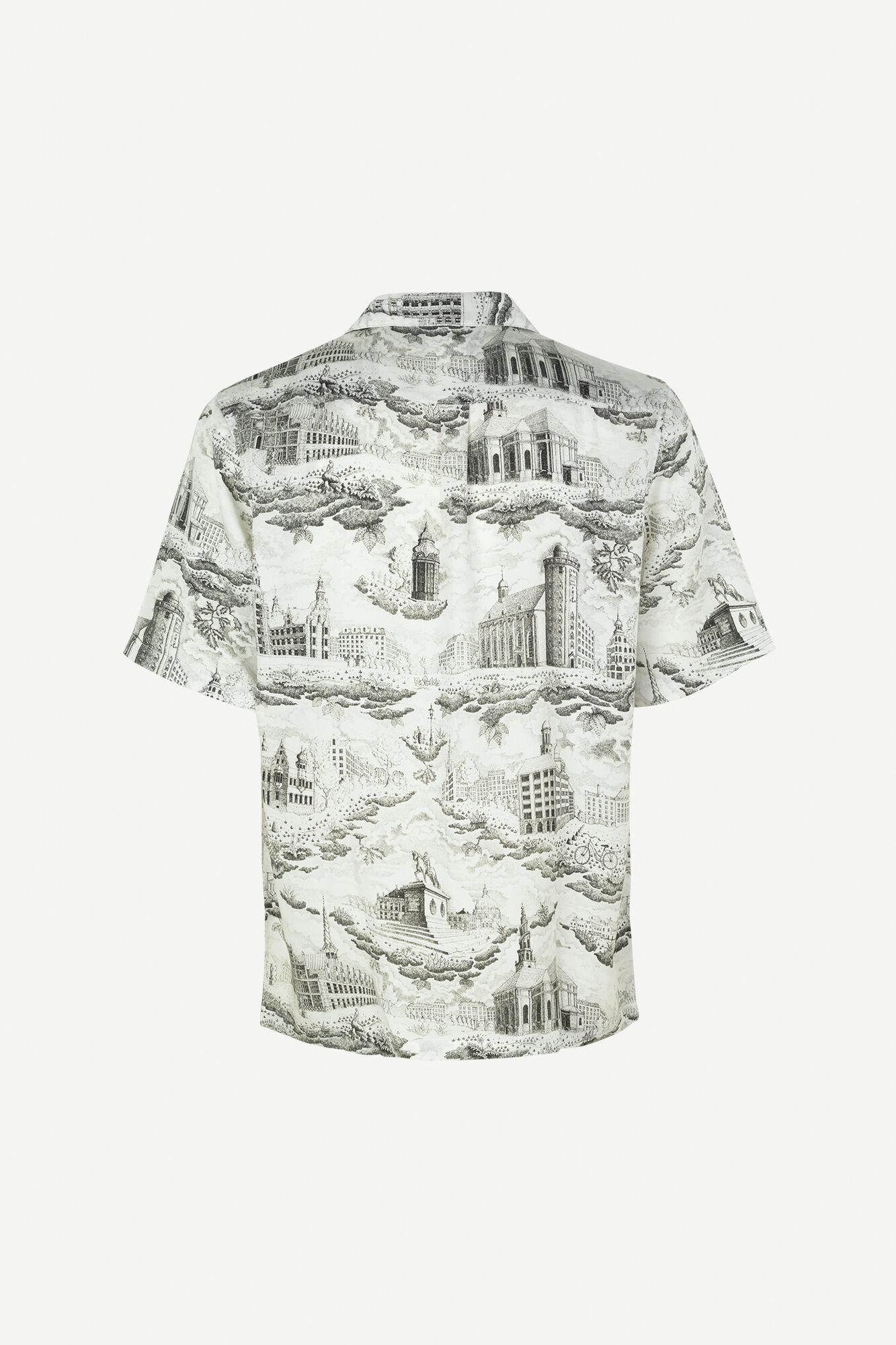 Oscar AX shirt aop 10527