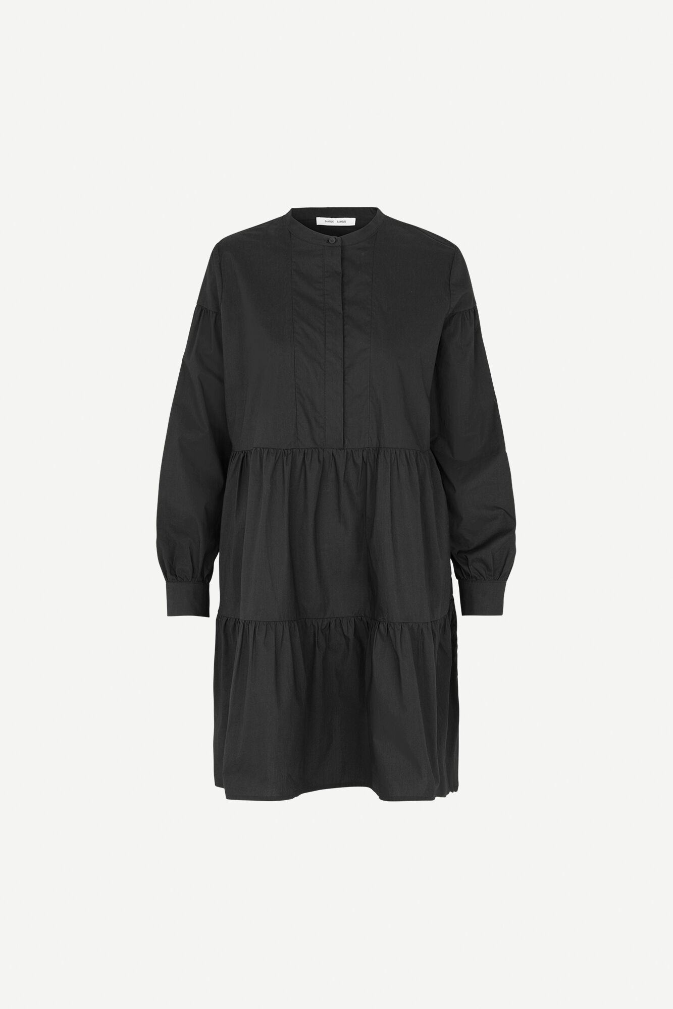 Margo shirt dress 11332, BLACK