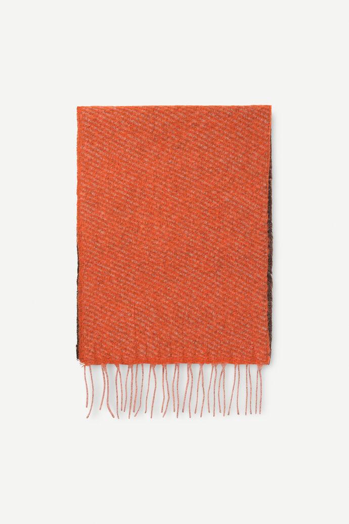 Cori scarf 14196, SPICY ORANGE numéro d'image 1