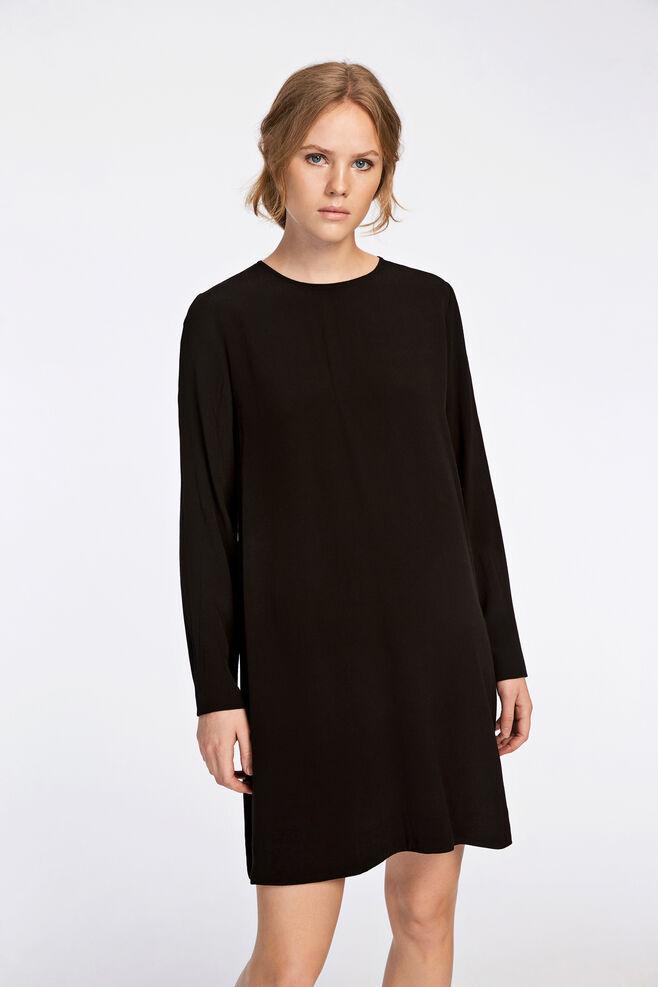 Boise dress 6515, BLACK