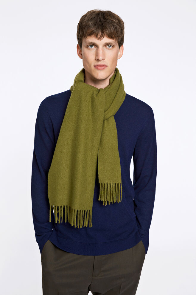 Efin scarf 2862, IVY GREEN
