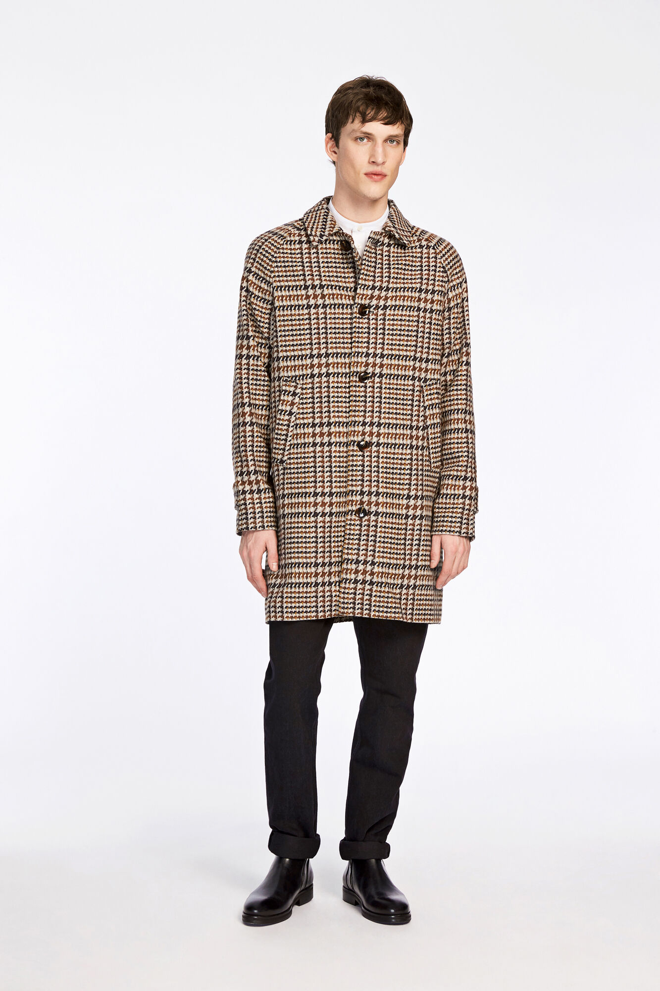 Marr jacket 9384, MULTI CHECK