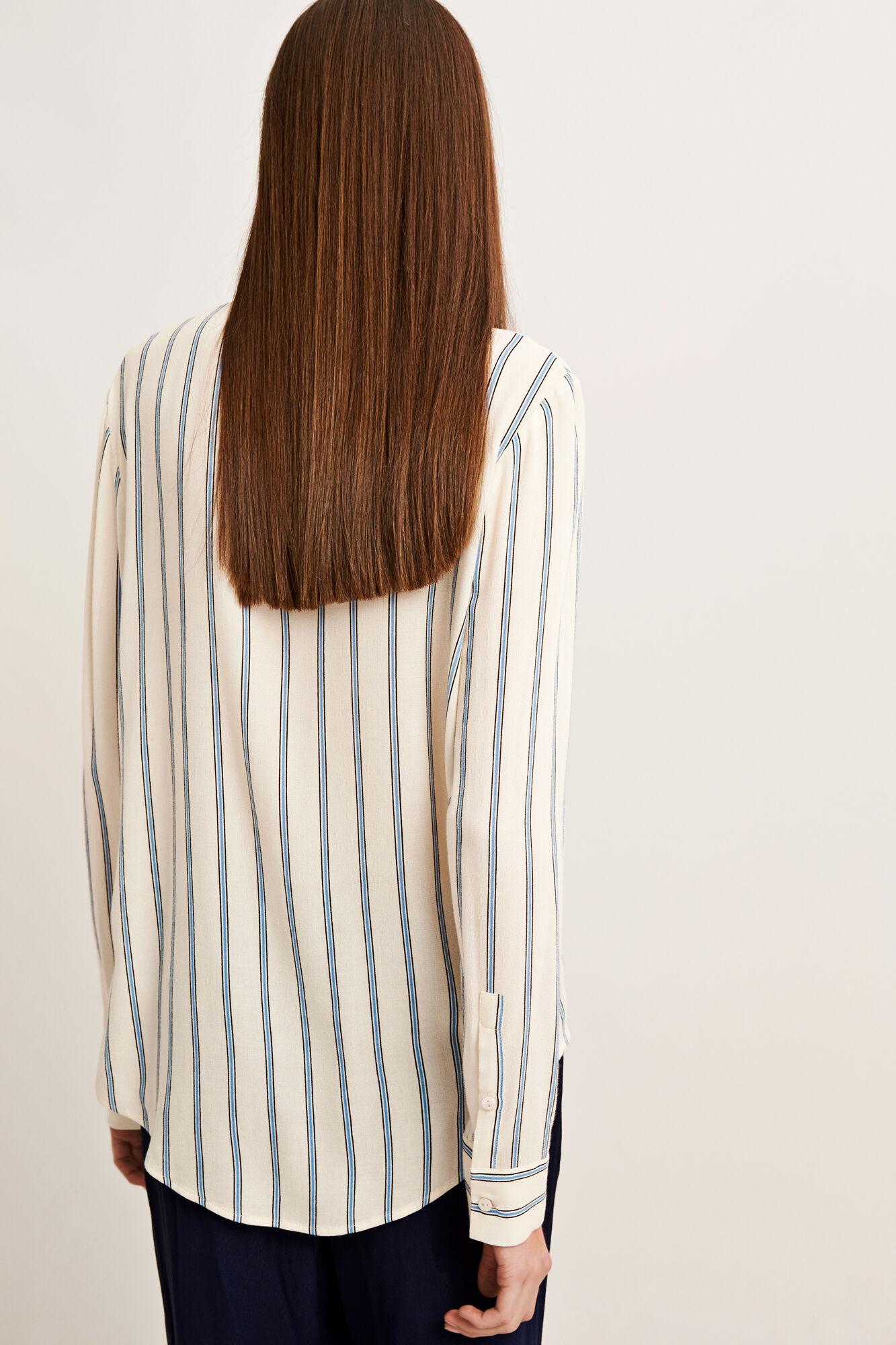Milly shirt aop 7201, WHITECAP ST