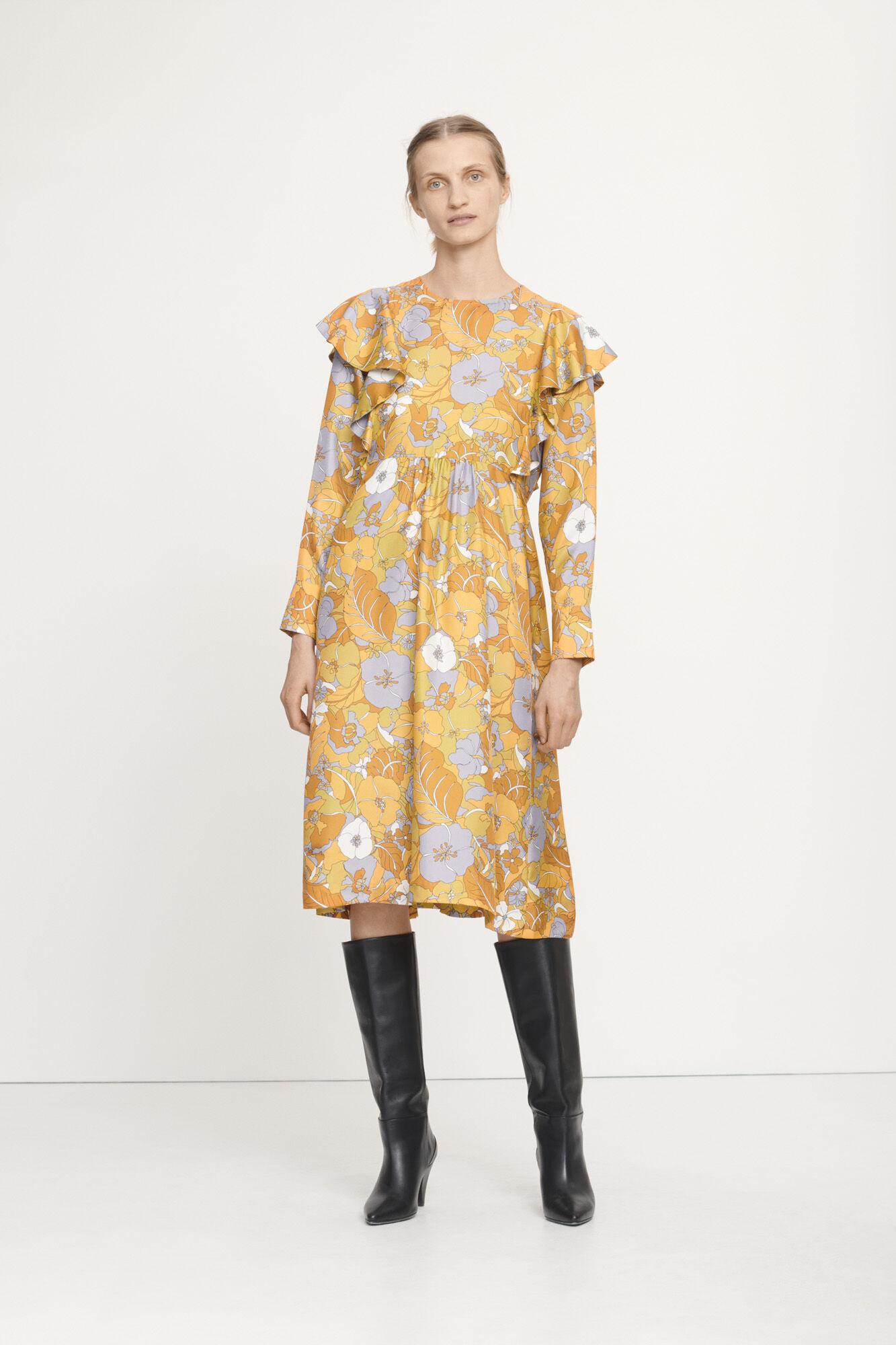 Martha dress aop 10861