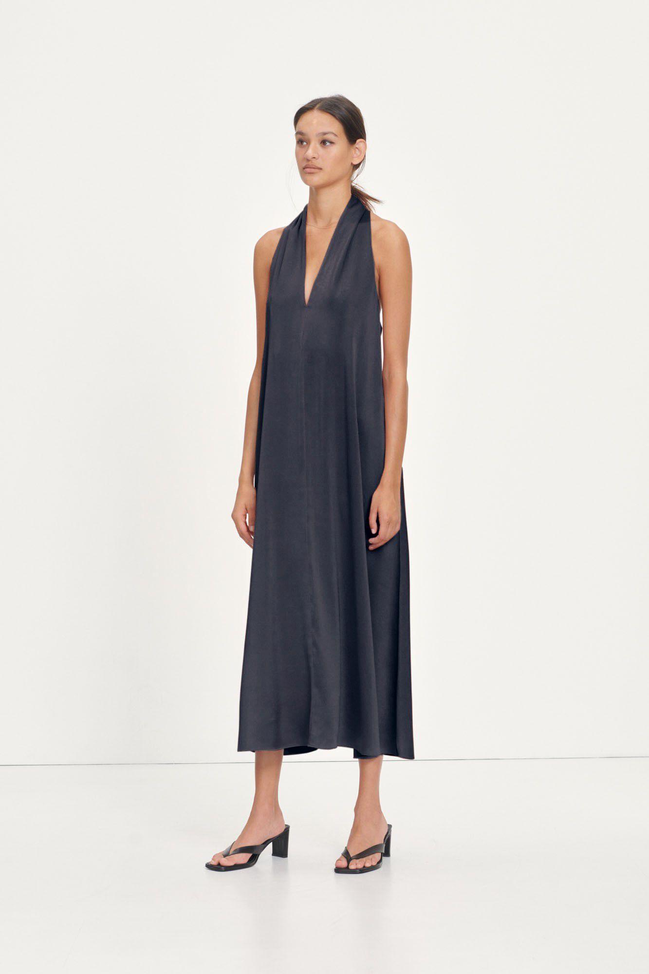 Cille dress 13096, SKY CAPTAIN