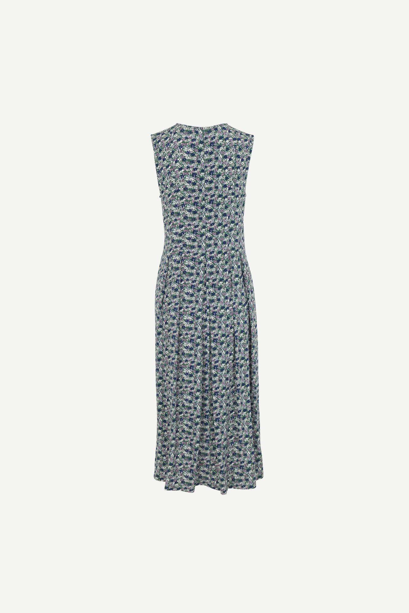 Cinda dress aop 10056
