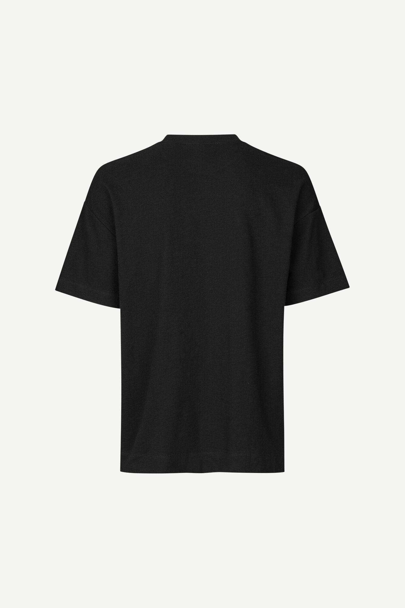 Ratano t-shirt 11411, BLACK