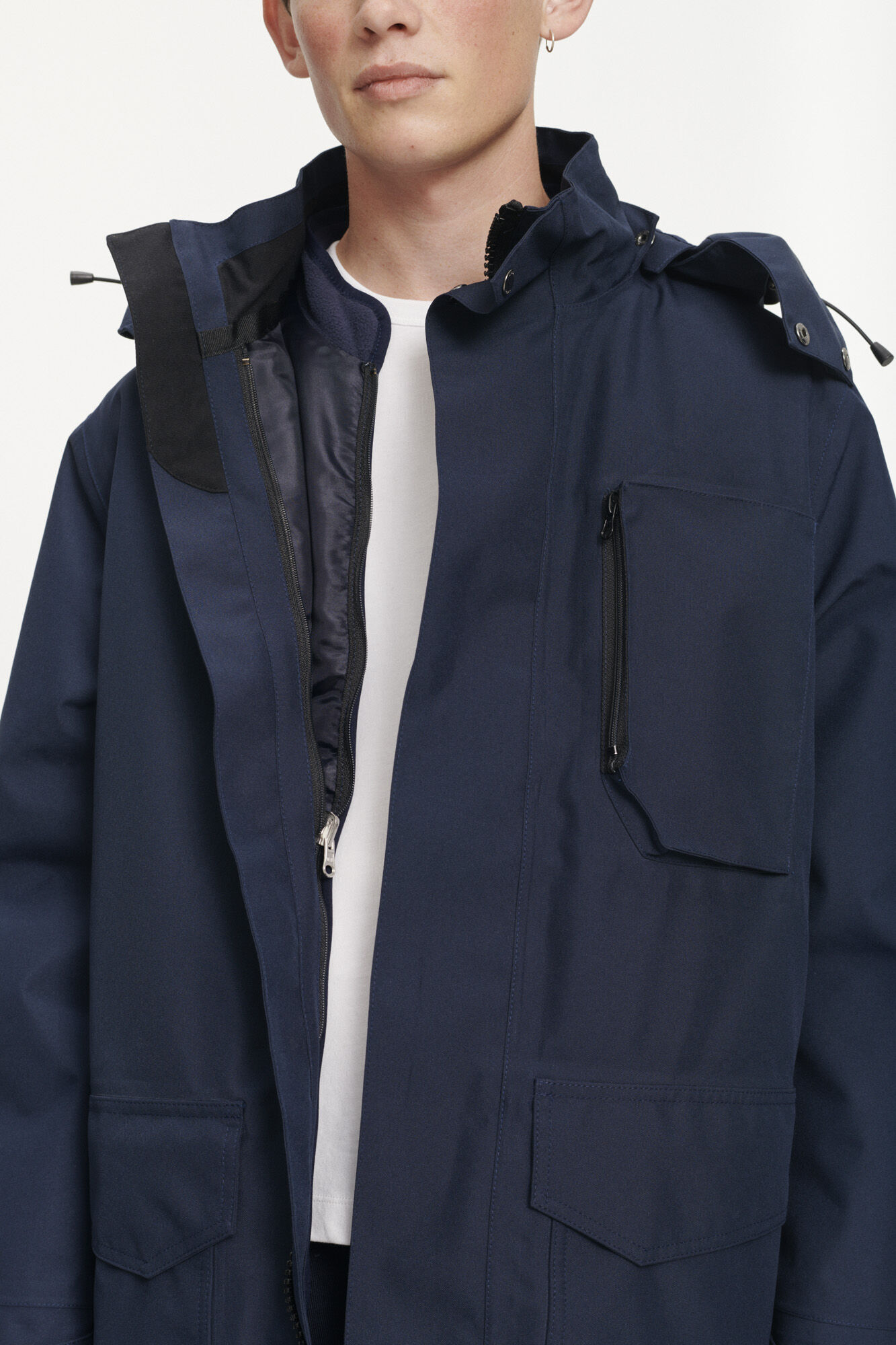 Kansas M gore-tex jacket 12656