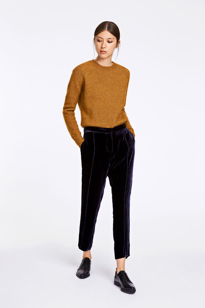 Hoyas pants 6627, DEEP WELL