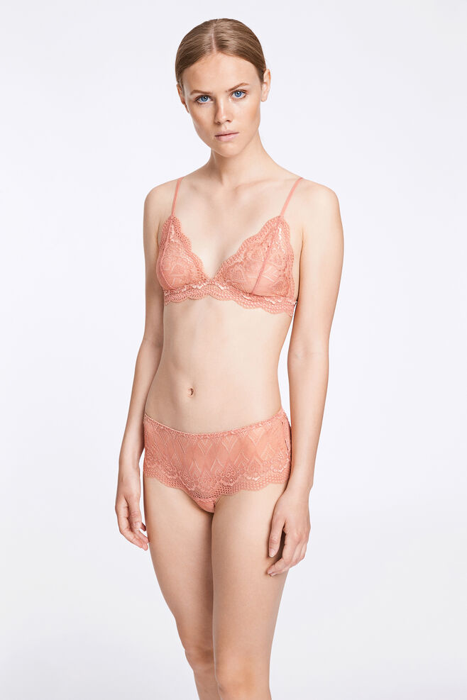 Marilyn panties 7092, ROSE TAN