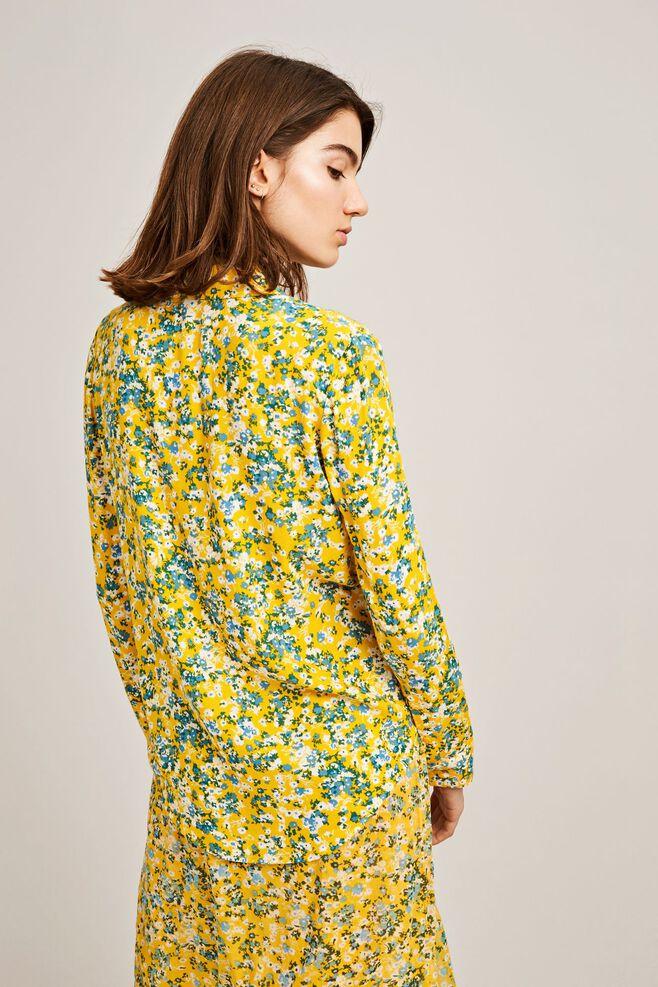 Milly shirt aop 7201, SOLEIL JARDIN