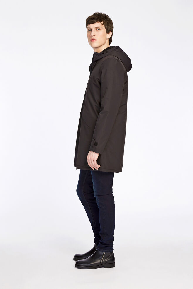Tapia x jacket 6601, BLACK