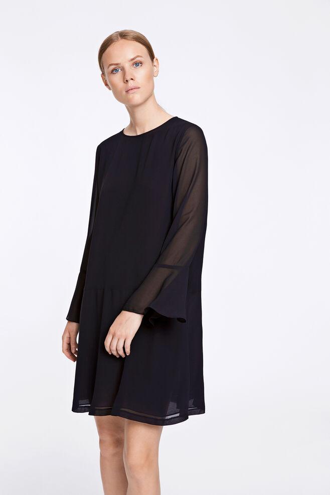 Nikita ls dress 6621, BLACK