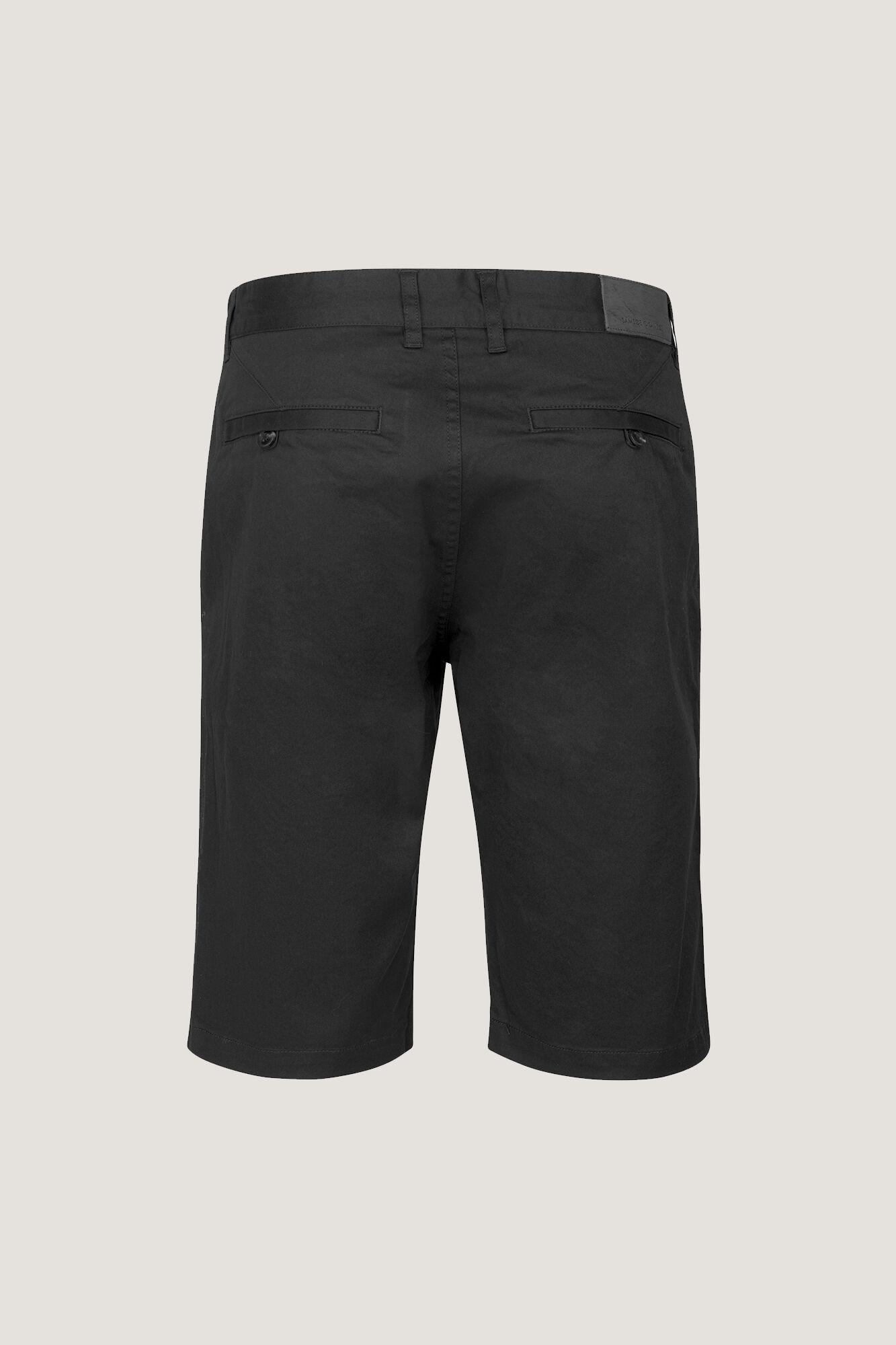 Balder shorts 7321, BLACK