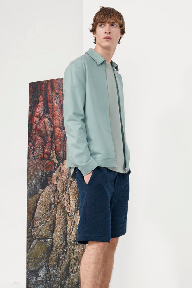 Gilbert jacket 7636, CHINOIS GREEN