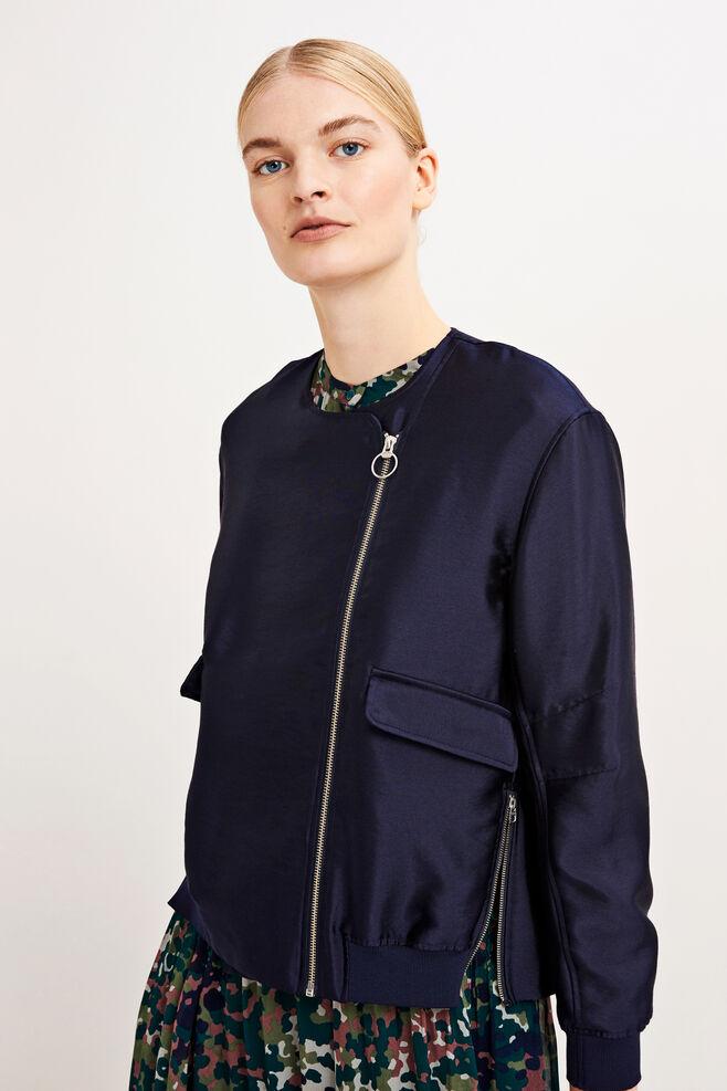 Brier jacket 9721, DARK SAPPHIRE