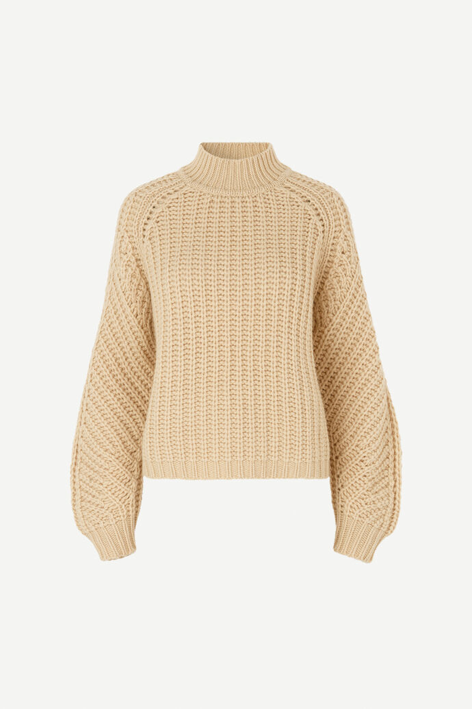 Keiko crew neck 11250, WINTER WHEAT