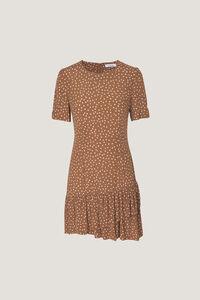 Monza short dress aop 10458