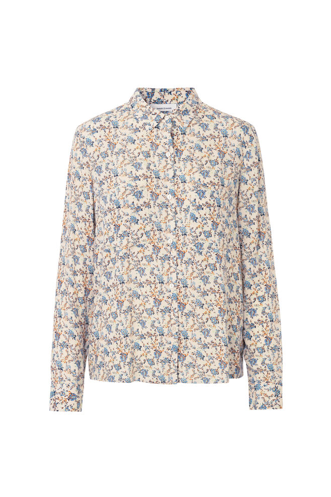 Milly shirt aop 7201, BLOSSOM