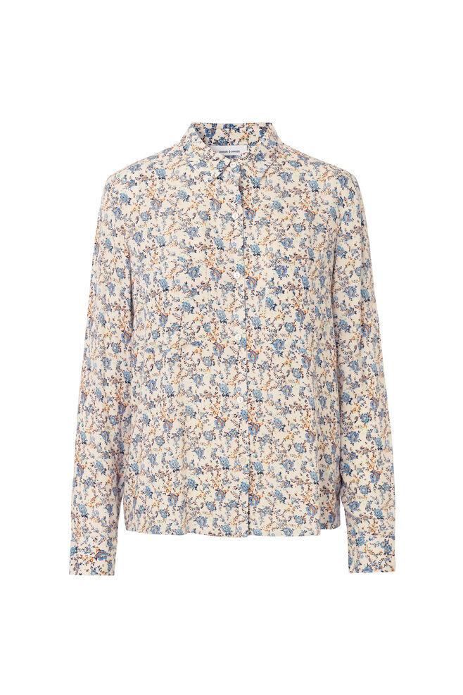 Milly shirt aop 7201, BLOSSOM