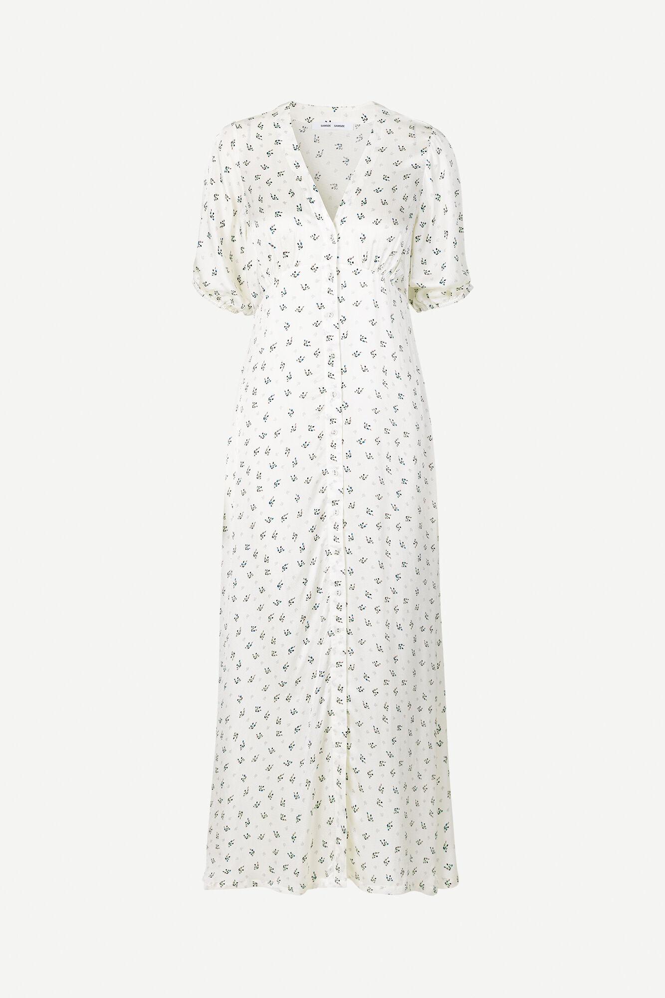 Valentin long dress aop 12887, CROCUS