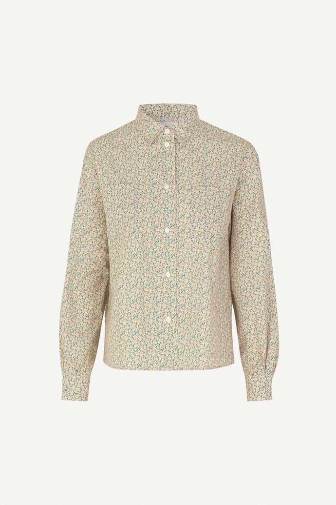 Johannah shirt aop 12728, PEPPER