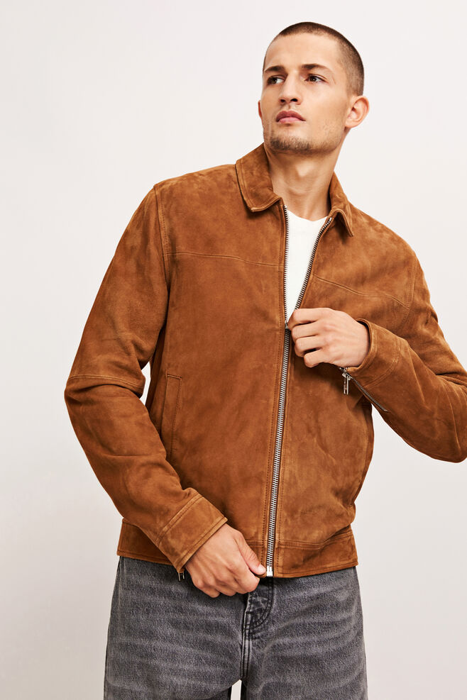 Penan jacket 6221, BROWN