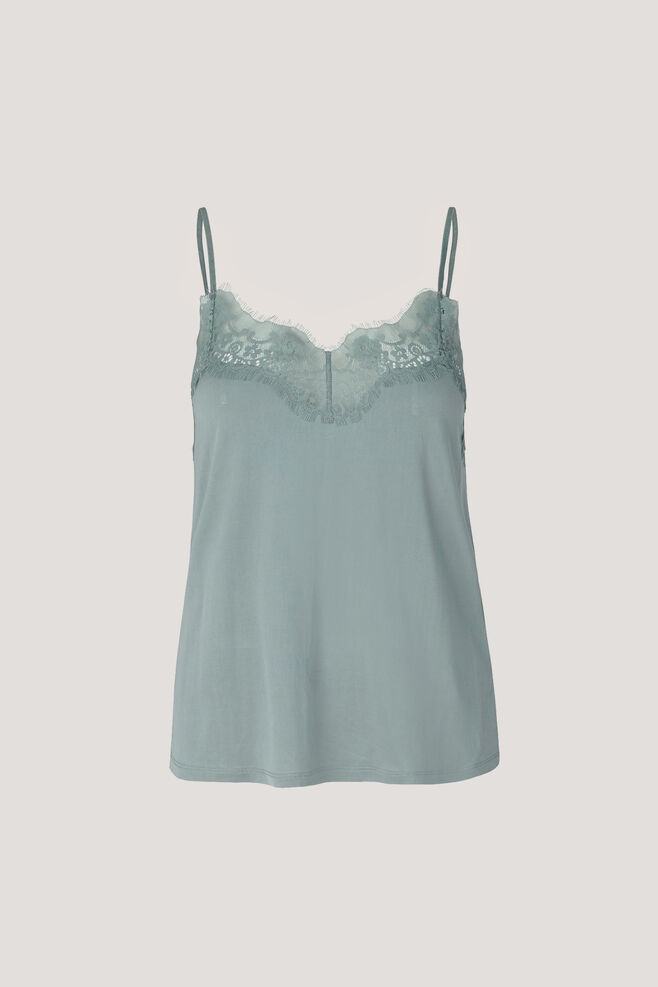 Slip top 6202, CHINOIS GREEN