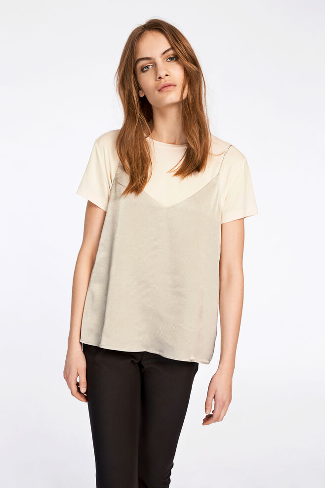 Mano top 9306, PUSSYWILLOW GRAY