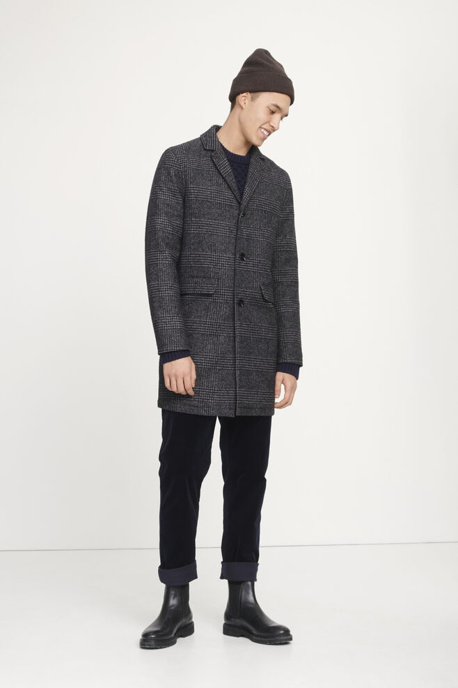 Grin coat 11122