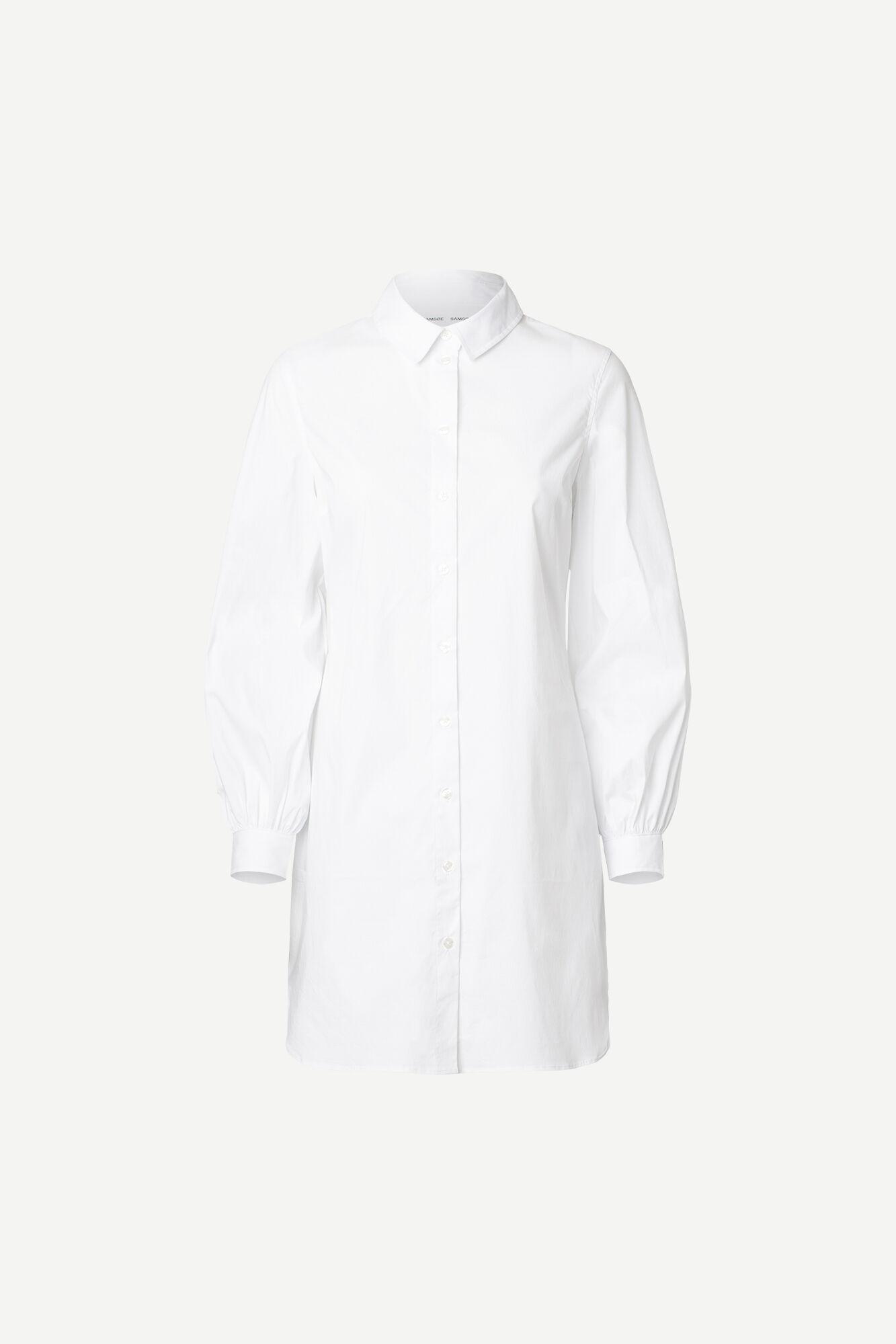 Azalea dress 13139, BRIGHT WHITE