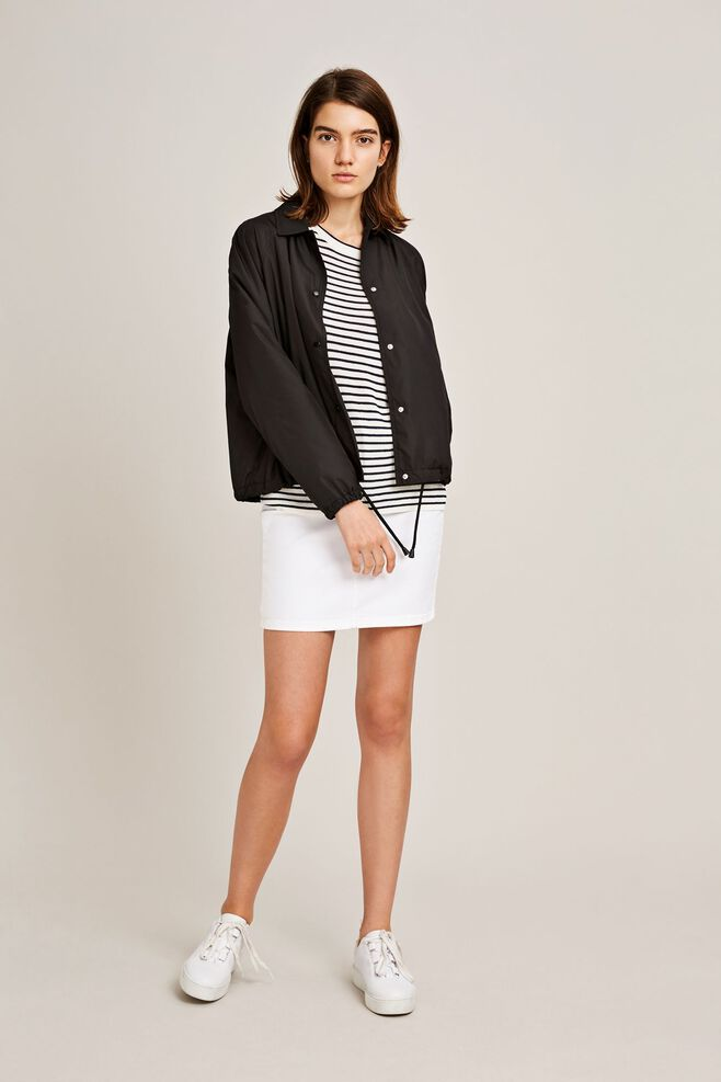 Tigre jacket 9923, BLACK
