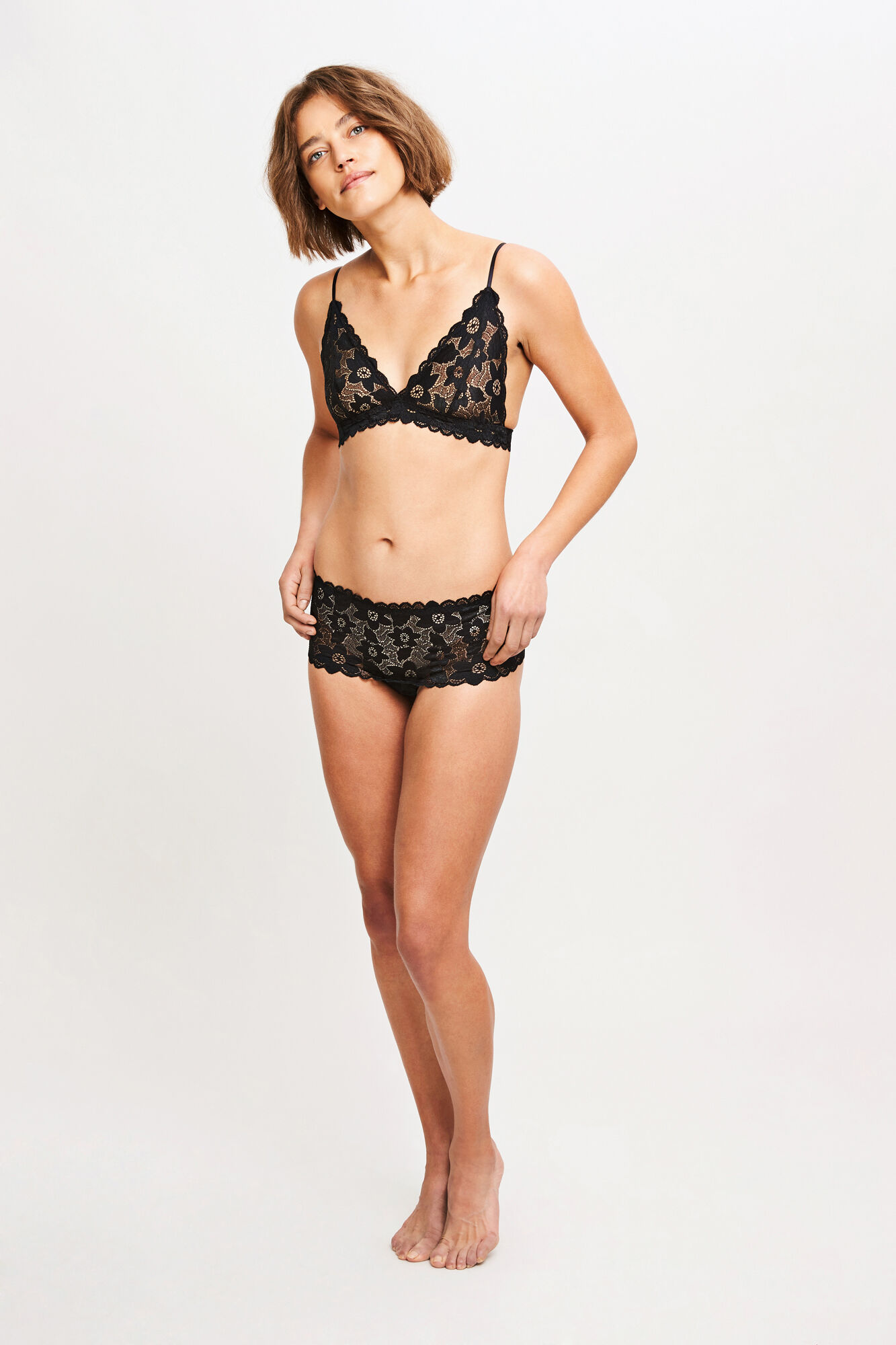 Marilyn bra 6356, BLACK