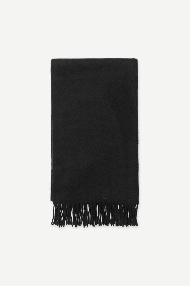 Efin scarf 2862, BLACK