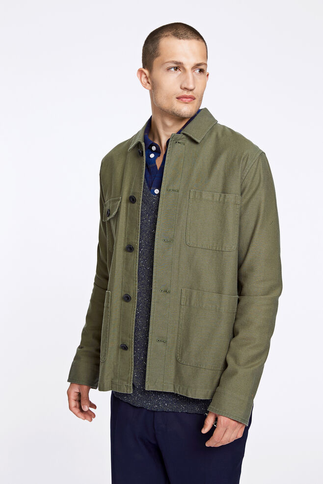 Carpenter jacket 9517, THYME