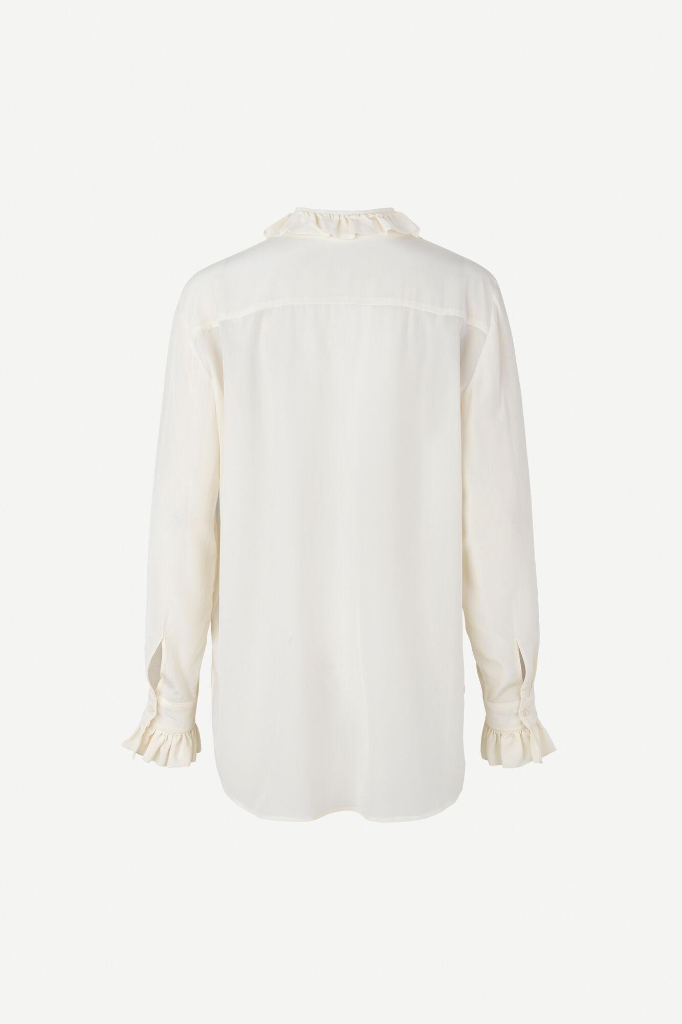 Jade shirt 7879, WHISPER WHITE