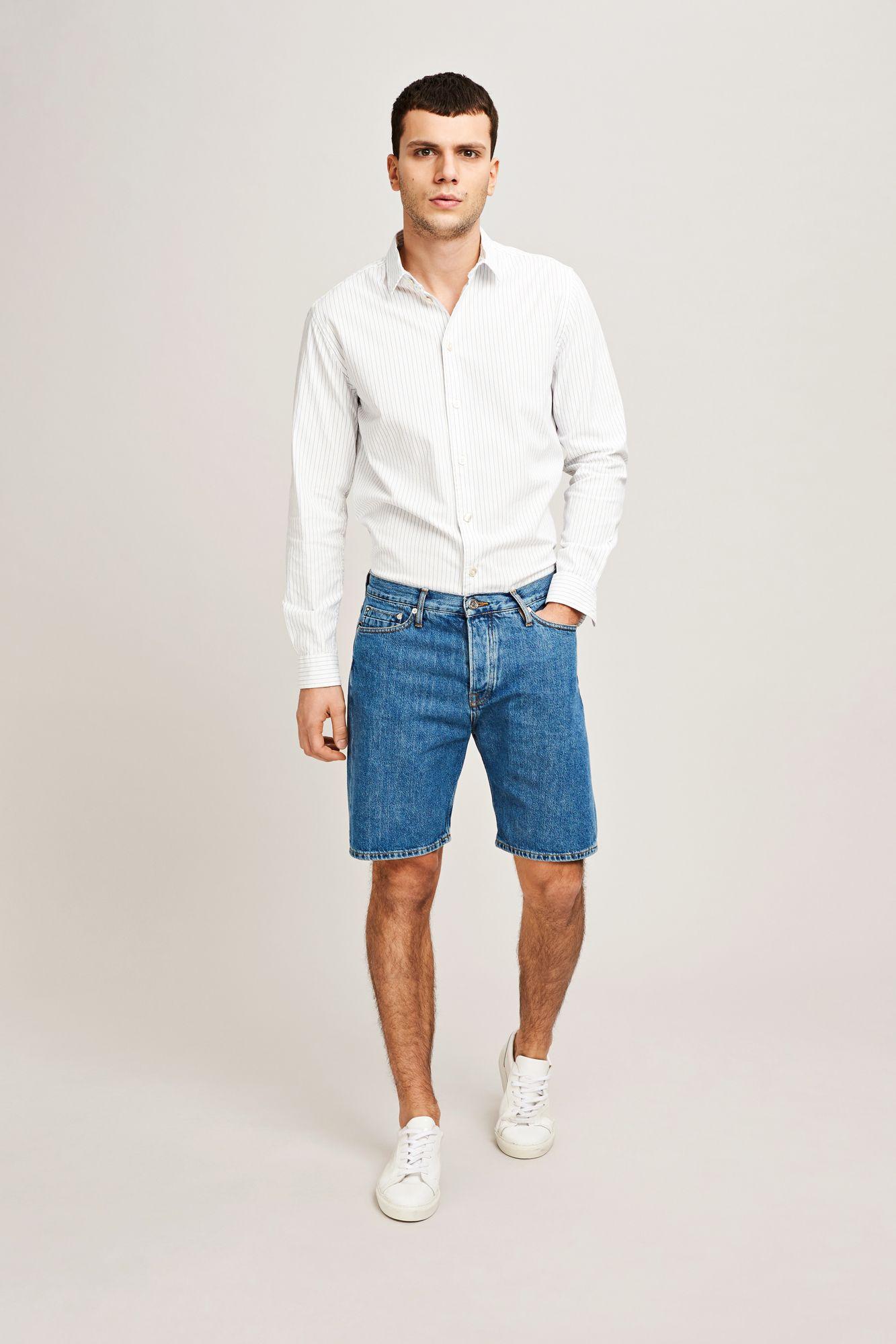 Kurt shorts 9896, BLUE JAY