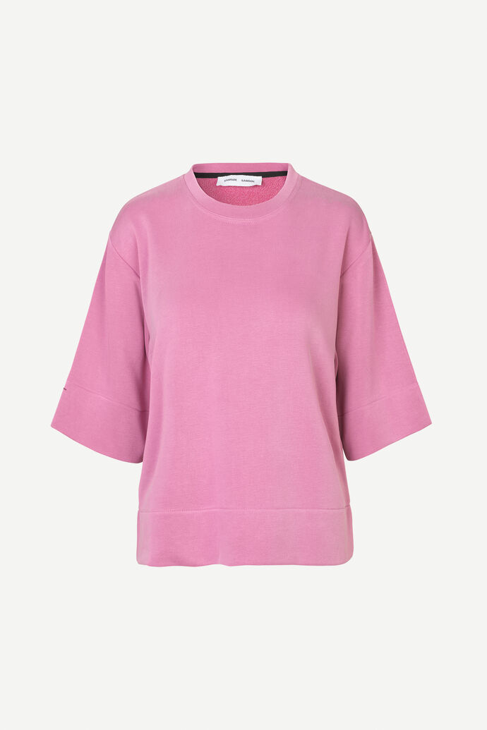 Cira crew neck 10749, HEATHER ROSE