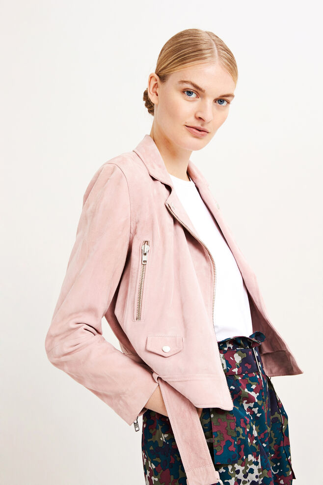 Ebba jacket 9713, WOODROSE