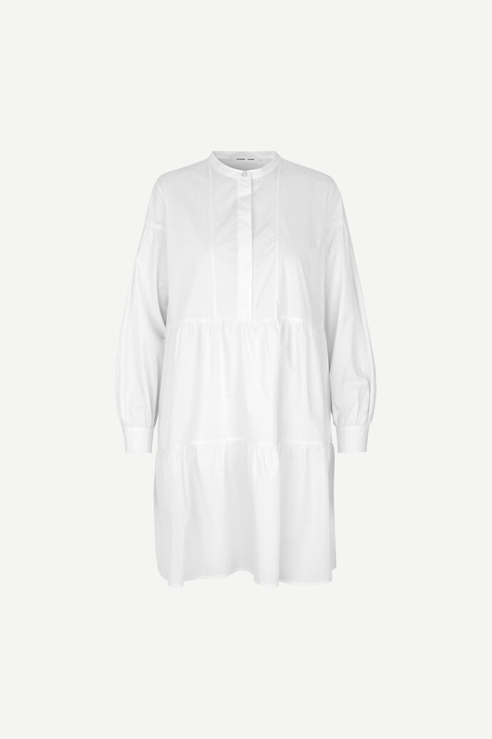Margo shirt dress 11332, WARM WHITE