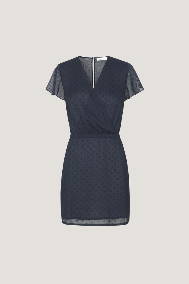 Geneva short dress 10857